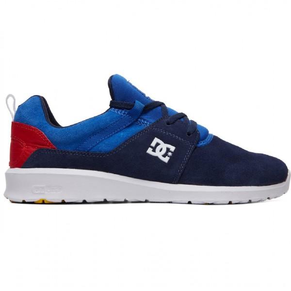 34845 - DC Sneaker Heathrow SE - Navy/Red 1