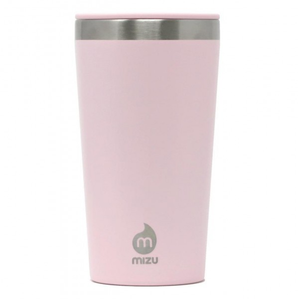 36643 - Mizu Tumbler 16 - Enduro Soft Pink LE w Pink