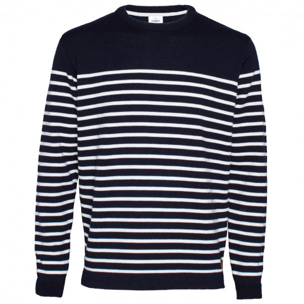35406 - Klitmöller Collective Pulli Kenneth - navy/cream