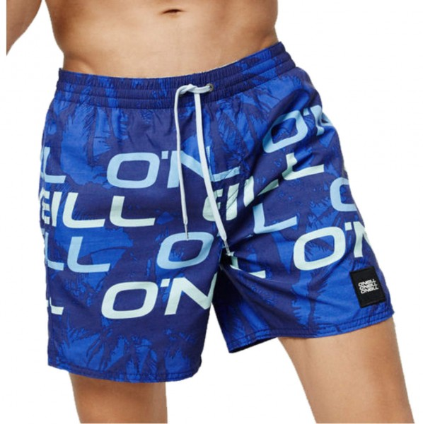 34745 - O´neill Boardshort Stacked - blue aop