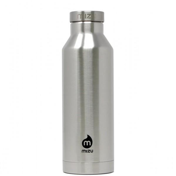 39378 - Mizu Flasche V6 - Stainless