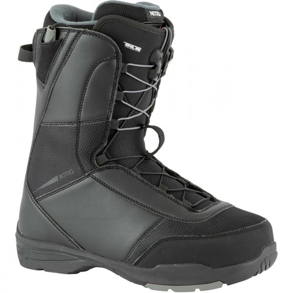38892 - Nitro Snowboard-Boots Vagabond TLS - black