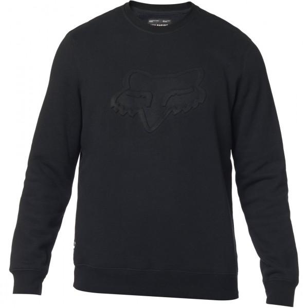 37015 - Fox Sweat-Shirt Refract DWR - black