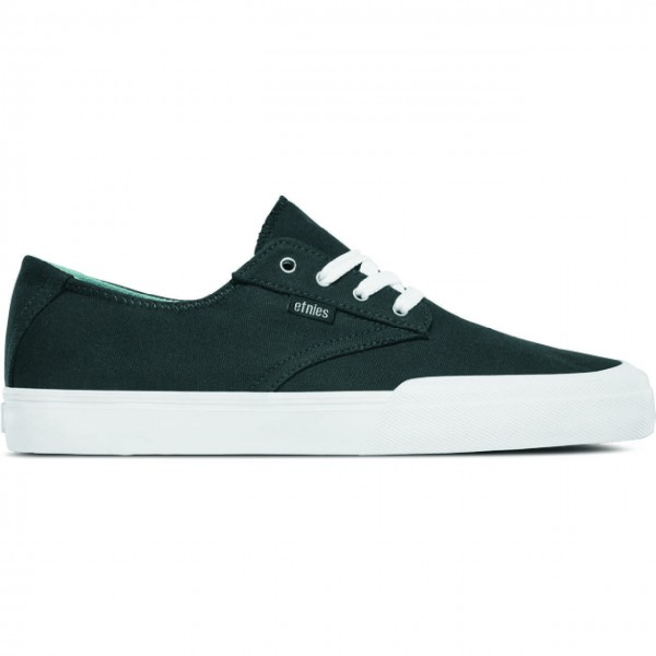 34439 - Etnies Sneaker Jameson Vulc - black/white/silver
