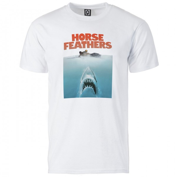 36352 - Horsefeathers T-Shirt Brody - white