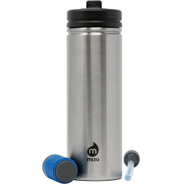 33545 - Mizu Flasche 360 M9E - Stainless