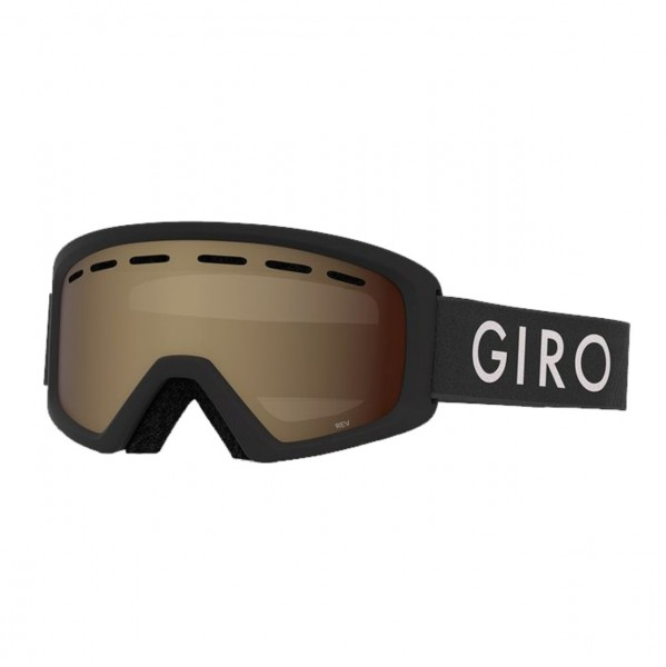 36564 - Giro Goggle Rev black zoom, amber rose