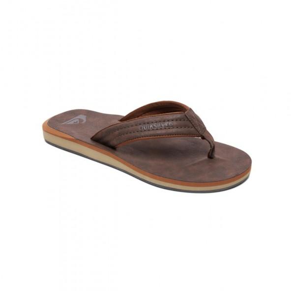 34997 - Quiksilver Sandals Carver Nubuck - dimitasse