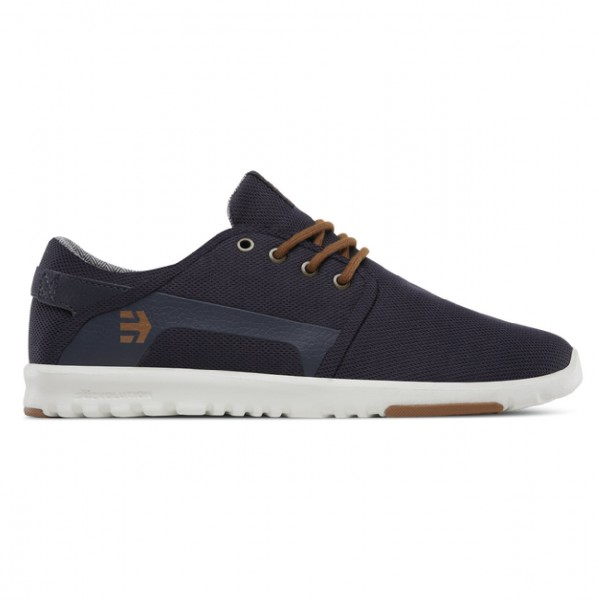 37166 - Etnies Scout - navy/gold