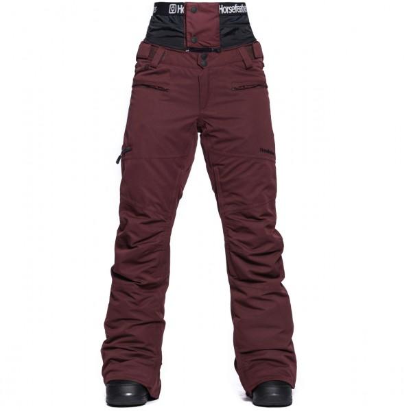 39060 - Horsefeathers Snow-Pant Lotte 15 - raisin