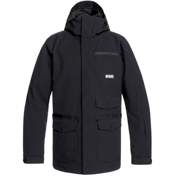 36275 - DC Snow-Jacket Servo - Black