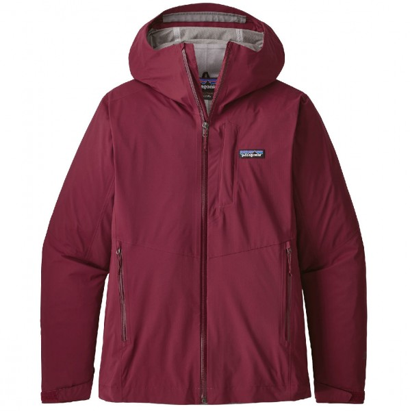 34488 - Patagonia Jacke Stretch Rainshadow - arrow red