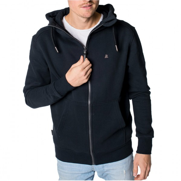36753 - Alive and Kickin Zip-Hoody Trasher A - moonless
