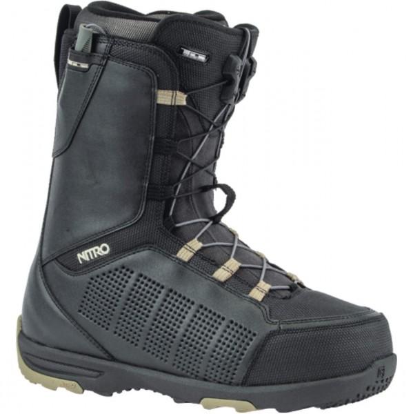 35850 - Nitro Snowboard-Boot Thunder TLS - black