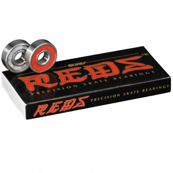 39068 - Bones Bearings Reds