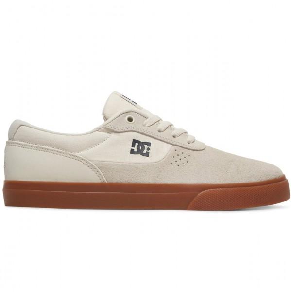 37416 - DC Sneaker Switch - White/White/Gum