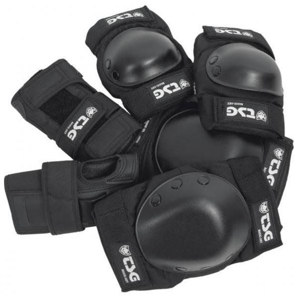 37772 - TSG Protection-Set Basic - black