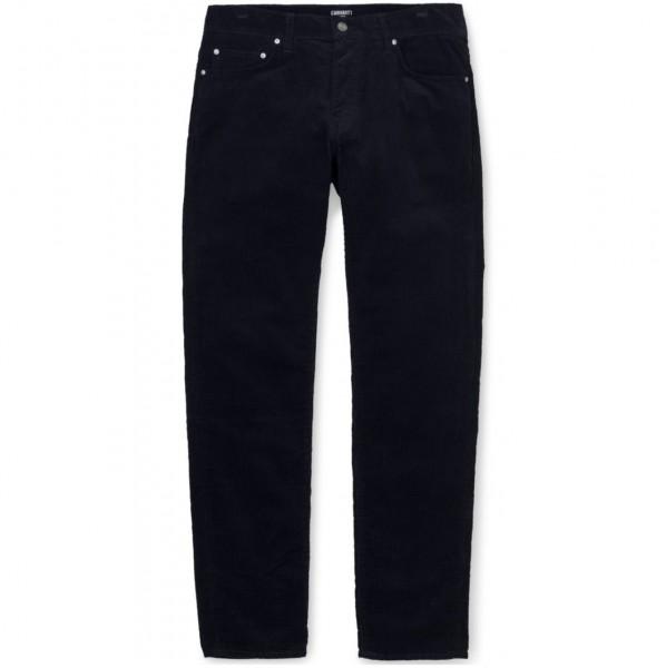 35603 - Carhartt WIP Jeans Klondike Albany - Dark Navy rinsed