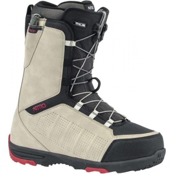 35851 - Nitro Snowboard-Boot Thunder TLS - sand-black