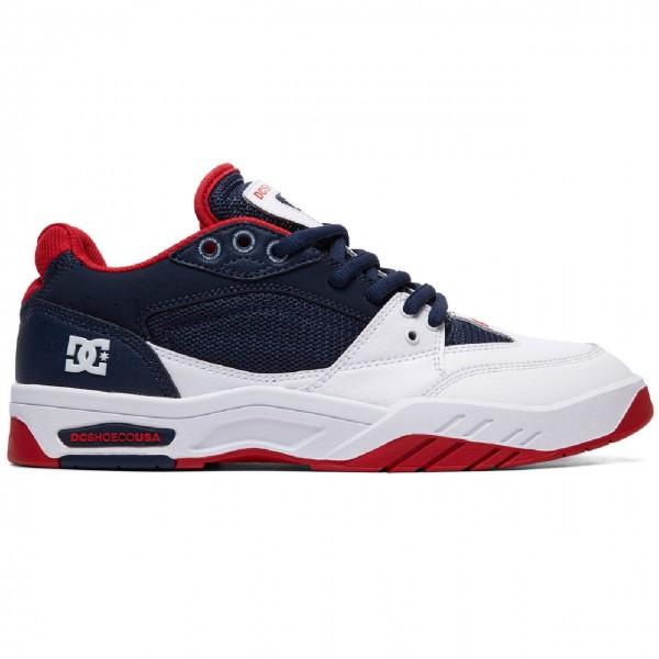 34840 - DC Sneaker Maswell - Navy White 1