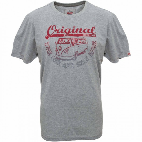 34935 - Van One T-Shirt Original Ride - grey